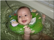 Круги на шею Baby Swimmer для купания деток от 6 до 36 месяцев
