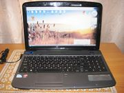 Продам ноутбук Acer Aspire 5738ZG