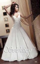 Распродажа свадебных платьев -50%