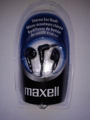 Наушники Maxell