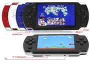 Игровая консоль PSP MP5 плеер 4Гб+камера