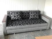 Перетяжка,  обивка,  ремонт мягкой мебели (дивана,  кресел,  стульев)