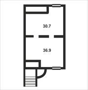 Продам помещение 70м