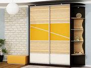 дизайны шкафов-купе