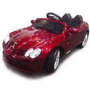 Внимание! Детский электромобиль Mercedes SLR 722S: RED (АВТО-ПОКРАСКА)