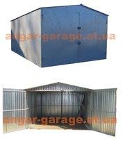 металлический гараж ля легкового авто или автобуса сборно-разборной