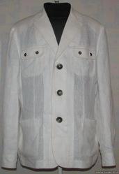 Льняной пиджак,  брюки,  костюм пошьём под заказ к лету