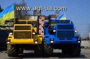 трактор К-701 и К-700А