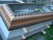 Памятники и надгробия из бетона в Чернигове