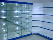торгового оборудование для магазинов и аптек