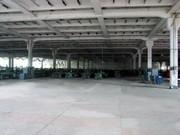 Аренда производственных помещений,  складов