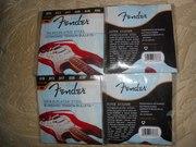 Идеальные Струны Fender для Электро Гитары