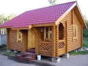 Строительство: дома,  бани,  пристройки,  навесы,  заборы