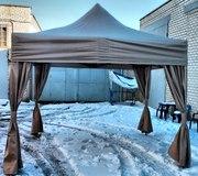 Изготовление тематических декораций в виде  шатров