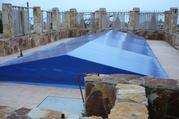 Изготовление  пляжных накрытий,  шатров и других конструкций.