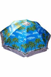 Пляжный зонт раскладной