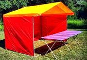 Изготовим торговые палатки,  шатры,  павильоны