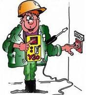 Отремонтировать,  свет,  проводку,  выключатель,  автомат,  пробку,  электрик