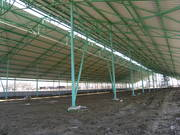 Строительство промышленных зданий из металоконструкцый