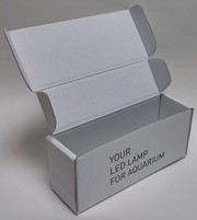 Бумажная упаковка с логотипом под заказ