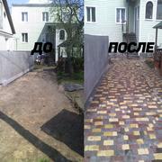 Укладка тротуарной плитки в Чернигове