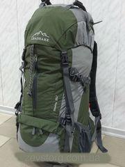 Туристический рюкзак LEADHAKE Green 55 L