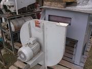 Вентилятор высокого давления пневмотранспорта ВПЗ-072/1000