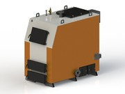 Твердотопливный котел КВ-150