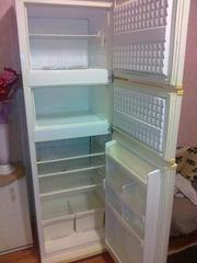 холодильник б/у 3-х камерный NORD