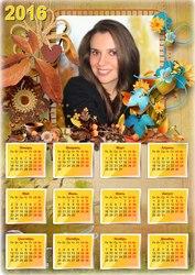 Календари с фотографиями - фотокалендари А3,  А2,  А1,  Чернигов