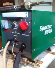 Споттер ( Spotter 8000) -  Аппарат точечной сварки,  для РИХТОВКИ вмяти