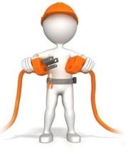 Электрик. Замена проводки,  розетки,  выключателя,  пробок,  автоматов
