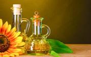 Подсолнечное масло рафинированное, нерафинированное, на экспорт.