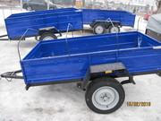 Прицепы для легкового автомобиля  ПГМФ-8302(Автостен)