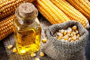 Кукурузное масло рафинированное и не рафинированное.