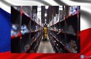 Работа на складе интернет магазина в Чехии
