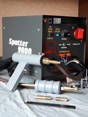 Споттер ( Spotter 9000) -  Аппарат точечной сварки,  для РИХТОВКИ вмяти