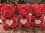 Купить, продам   мишку   из 3D роз (TEDDY BEAR) в Чернигове