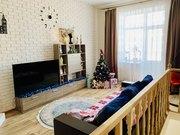 двухуровневая квартира в доме премиум-класса с мебелью.
