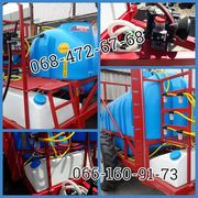 Прицепной  опрыскиватель ОП-2000 ОП-2500  для МТЗ 80 82