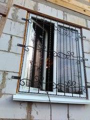 Акція на віконні решітки у Чернігові!