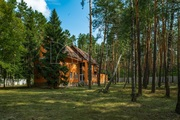 Дом 642, 7 кв.м. 65 сот. комплекс в лесу Чернигов|Сновянка|170 км Киев