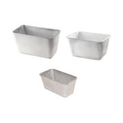 Алюминиевые формы для выпечки хлеба.
