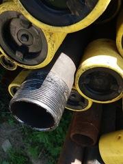 Труба стальная бесшовная ф32-114-219 НКТ73-89,  Обсадная ф114-245