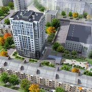 Классная двухкомнатная квартира,  новострой премиум класс ЖК КиевSky