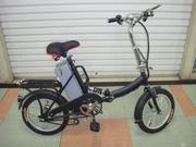Велосипед-электро
